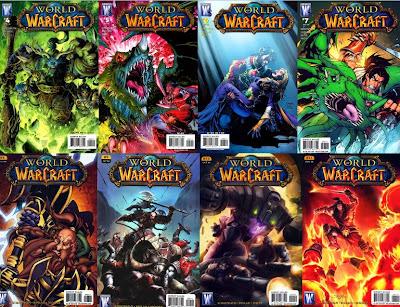 World of Warcraft (Cómic Completo, 27 Números, Español, Cbr)
